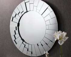 Oval and Round Mirrors