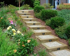Steps in Landscaping