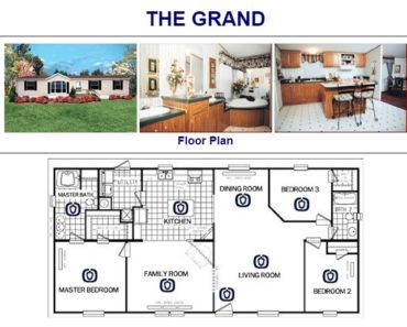 mobile home THE GRAND
