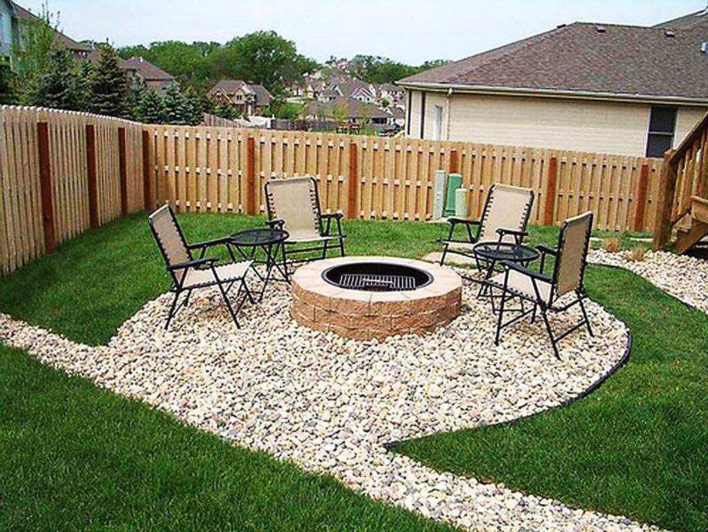 Innovative Backyard Design Ideas For Small Yards - Wilson ... on Small Backyard Layout id=64759